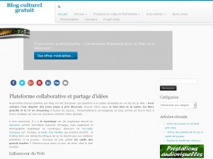 Extraverti.com : le blog connecté