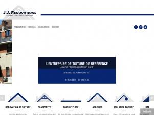 J.J. Rénovation : entreprise de toiture