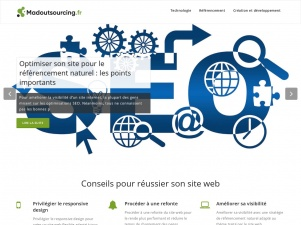 Le web avec Mad Out Sourcing