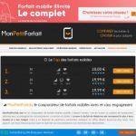 MonPetitForfait : comparez les meilleurs forfaits mobiles
