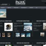 Pacific Compagnie, vente de mobiliers de luxe et accessoires de décoration