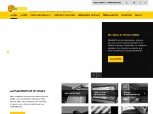 Sodiparts, service d'aménagement de véhicule utilitaire en belgique
