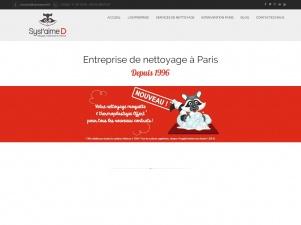Syst'aime D, entreprise de nettoyage à Paris