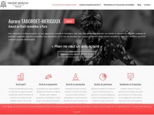 Tabordet-Merigoux, votre avocate en droit immobilier