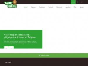 Taup'green, taupier dans le Brabant Wallon