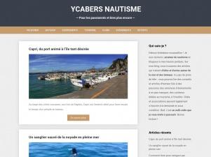 Ycabers : le meilleur blog sur le nautisme