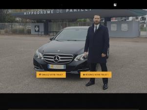 AJIS – Chauffeur Privé VTC Business à Lyon