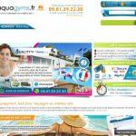 Aquagyms.fr, votre boutique en ligne d'accessoires d'aquagym