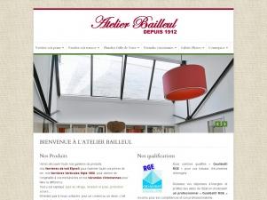 Atelier Bailleul, spécialiste de la verrière de toit