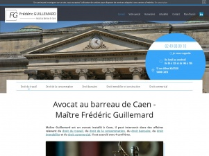 Avocat à Caen, maître Guillemard – Droit du travail