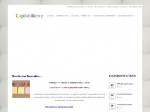 CapRésilience pour une formation PNL Paris