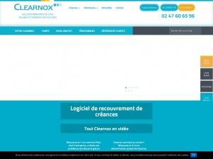 Clearnox, application pour la gestion des créances