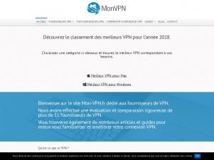 Comparez les VPN avec Mon-VPN.fr