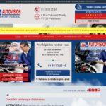 Contrôle technique Autovision Palaiseau