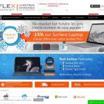Flex Market, matériel informatique pour les professionnels