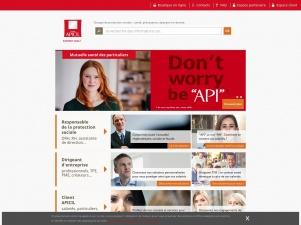 Groupe Apicil, spécialiste  de la protection sociale