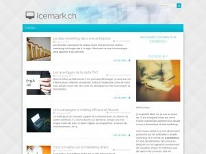 Icemark: Le blog sur divers sujets