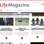 Life Magazine, conseils et astuces pour les personnes actives