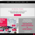 Mountain Story : louez vos skis à Tignes