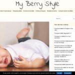 My Berry Style, conseils de puériculture