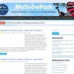 Mysnowpark.fr : le site sur l'équipement de ski et vidéo