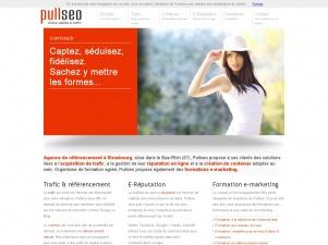 Pullseo : Agence SEO Strasbourg