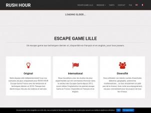 Rush Hour: Escape Game Lille