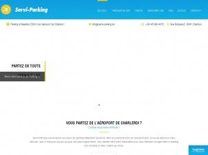 Servi-Parking, votre parking à Charleroi