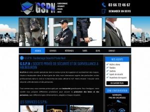 Société de gardiennage et de sécurité dans le Nord, GSPN