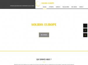 Solidis Europe : le spécialiste du revêtement des sols en béton en Belgique