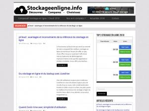 Stockageenligne.info : le comparatif stockage cloud de référence