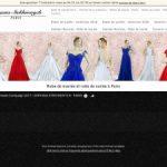 Zoryana Stekhnovych, boutique de robe de mariée à Paris