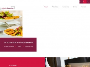 Adagio Catering: service traiteur bruxelles