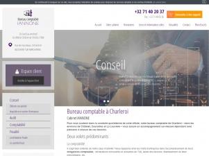 Bureau comptable IANNONE: Société fiduciaire à Charleroi