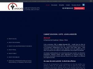 Cabinet d'avocats SCL à Dreux en droit pénal