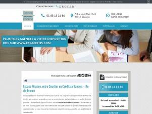 Courtier en Crédits à Sannois, Espace Finance