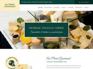 Dégustez des fromages et de la volaille de qualité avec Au plaisir gourmand