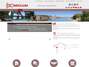 DOMICILIUM Chasseur Immobilier
