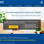 Dubedat: déménagement sur mesure à Bordeaux