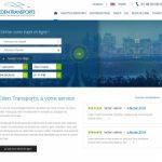 Eden Transports : transfert serein vers l'aéroport Charles de Gaules