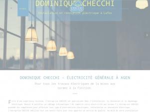 Electricien Agen, Boé, Lafox – Checchi Electricité