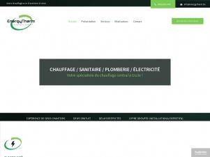 Energy Therm, entreprise de chauffagistes à Uccle