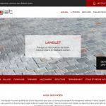 Entreprise Langlet : pavage et carrelage