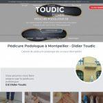 Faites appel à Didier Toudic, un pédicure podologue pour le soin des pieds à Montpellier