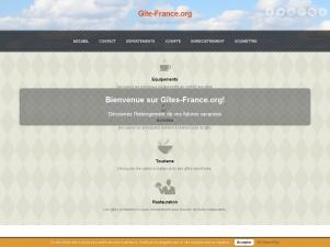 Gîte France: annuaire des gîtes et des chambres d'hôte