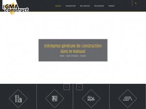 GMA Construct, entreprise générale de construction hainaut