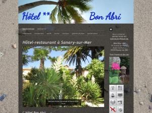 Hotel Bon Abri à Sanary sur mer