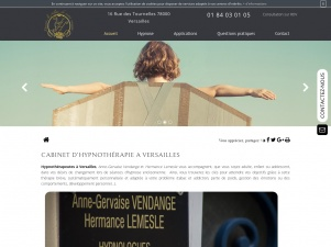 Hypnose à Versailles