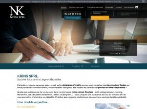 Krins SPRL: Comptable fiscaliste à Liège et à Bruxelles