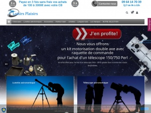 Loisirs Plaisirs: Matériel d'astronomie
